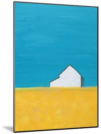 It's A Barn-Jan Weiss-Mounted Premium Giclee Print