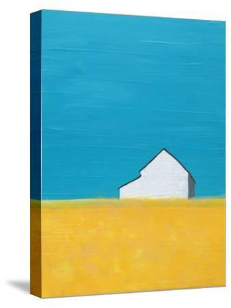It's A Barn-Jan Weiss-Stretched Canvas Print
