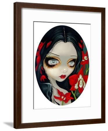 Blood Orchid-Jasmine Becket-Griffith-Framed Art Print