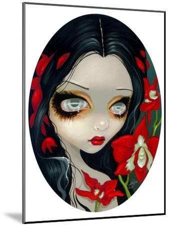 Blood Orchid-Jasmine Becket-Griffith-Mounted Art Print