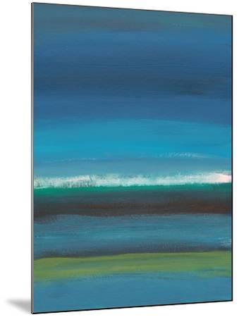 Night Coast-Jan Weiss-Mounted Art Print