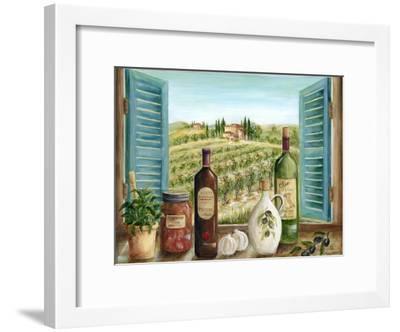 Tuscan Delights-Marilyn Dunlap-Framed Art Print