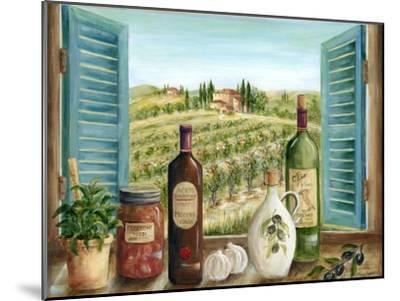Tuscan Delights-Marilyn Dunlap-Mounted Art Print