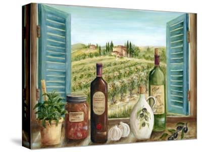 Tuscan Delights-Marilyn Dunlap-Stretched Canvas Print