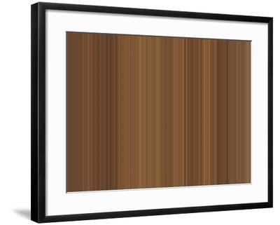 A R T Wave 68-Ricki Mountain-Framed Art Print