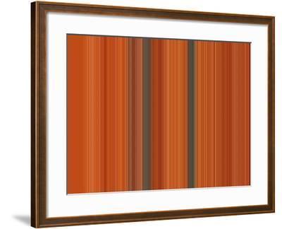 A R T Wave 54-Ricki Mountain-Framed Art Print