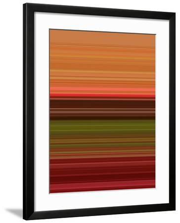 A R T Wave 60-Ricki Mountain-Framed Art Print