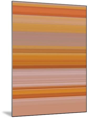 A R T Wave 52-Ricki Mountain-Mounted Art Print