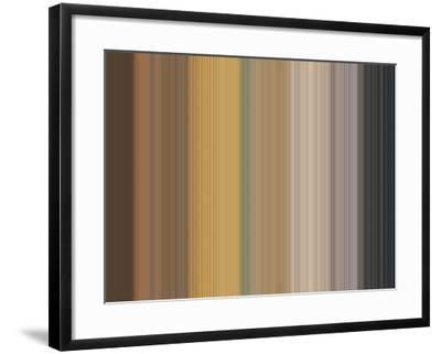 A R T Wave 56-Ricki Mountain-Framed Art Print