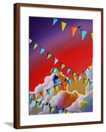 Send In The Clowns-Cindy Thornton-Framed Art Print