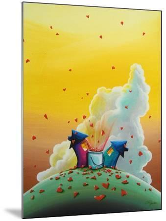 Let Love Rain-Cindy Thornton-Mounted Art Print