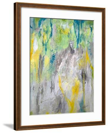 Outpouring Of The Holy Spirit-Ruth Palmer-Framed Art Print