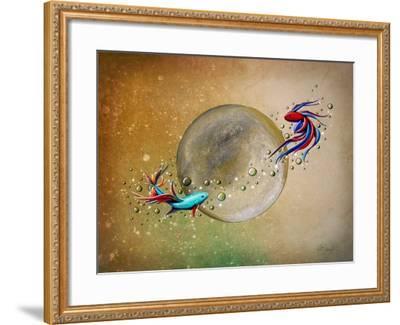 Revolution-Cindy Thornton-Framed Art Print