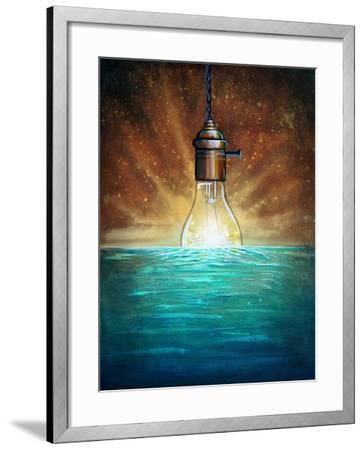 Solar Energy-Cindy Thornton-Framed Art Print