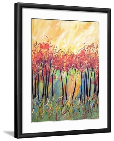 Let The Land Produce Vegetation Genesis 1-Ruth Palmer-Framed Art Print