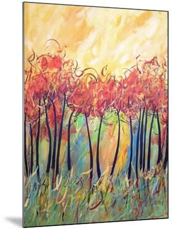 Let The Land Produce Vegetation Genesis 1-Ruth Palmer-Mounted Art Print