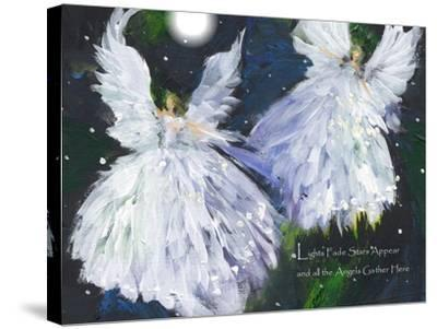 Angels of Mercy-sylvia pimental-Stretched Canvas Print