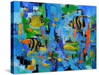 Tropical Dream-Pol Ledent-Stretched Canvas Print