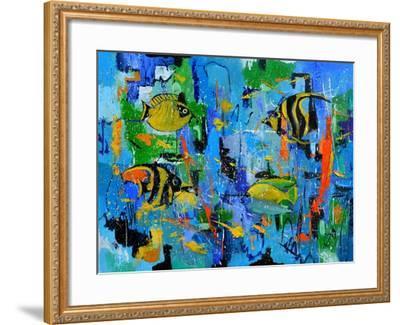 Tropical Dream-Pol Ledent-Framed Art Print