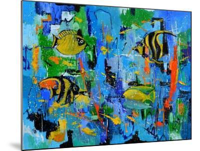 Tropical Dream-Pol Ledent-Mounted Art Print