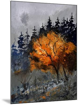 In The Wood 4551-Pol Ledent-Mounted Art Print