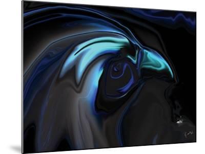 The Nighthawk-Rabi Khan-Mounted Art Print