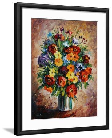 Spring Passion-Leonid Afremov-Framed Art Print
