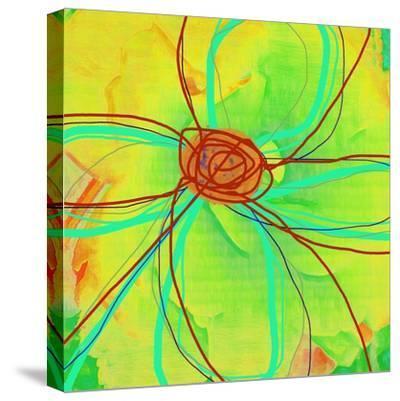 Big Pop Floral II-Ricki Mountain-Stretched Canvas Print