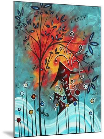 Live Life II-Megan Aroon Duncanson-Mounted Art Print
