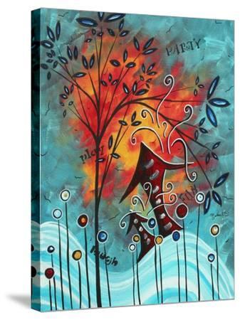 Live Life II-Megan Aroon Duncanson-Stretched Canvas Print