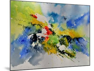 Abstract Watercolor 410141-Pol Ledent-Mounted Art Print