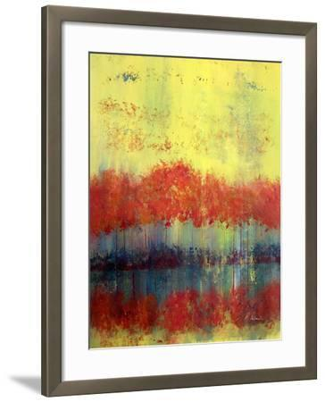 Autumn Bleed-Ruth Palmer-Framed Art Print