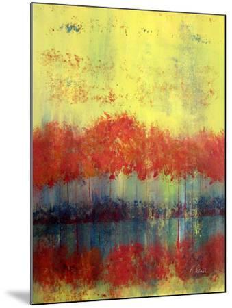 Autumn Bleed-Ruth Palmer-Mounted Art Print