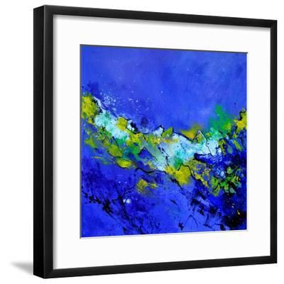 Abstract 5531103-Pol Ledent-Framed Art Print