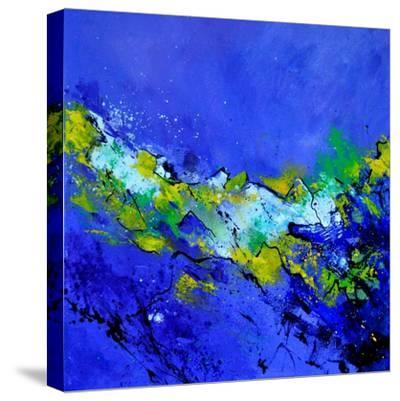 Abstract 5531103-Pol Ledent-Stretched Canvas Print