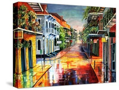 French Quarter Summer Day-Diane Millsap-Stretched Canvas Print
