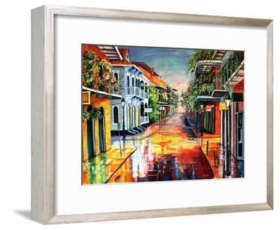 French Quarter Summer Day-Diane Millsap-Framed Premium Giclee Print