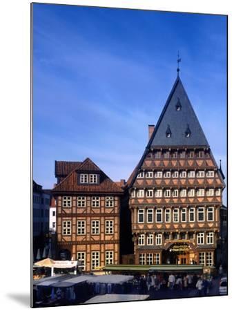 Germany Hildesheim-Charles Bowman-Mounted Photographic Print