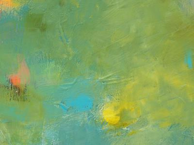 Celestial Vision-Jan Weiss-Stretched Canvas Print