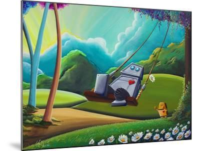 The Swing-Cindy Thornton-Mounted Art Print