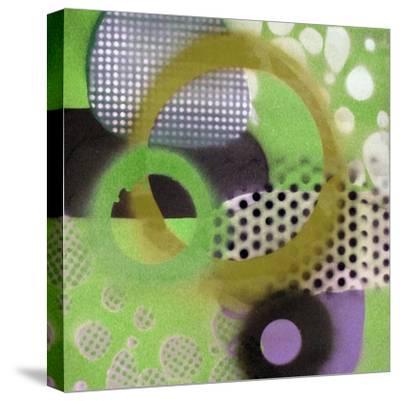Infinity I-Ricki Mountain-Stretched Canvas Print