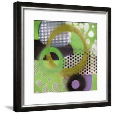Infinity I-Ricki Mountain-Framed Art Print