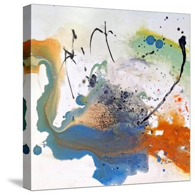 Frolic II-Ruth Palmer-Stretched Canvas Print