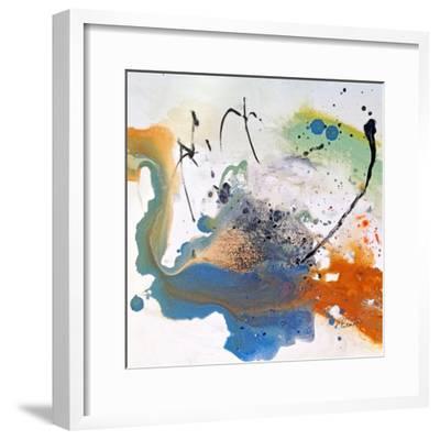 Frolic II-Ruth Palmer-Framed Art Print