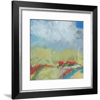 Terra Verde-Jan Weiss-Framed Art Print