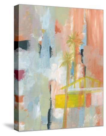 Desert Living 2-Jan Weiss-Stretched Canvas Print