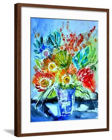 Watercolor 512012-Pol Ledent-Framed Art Print
