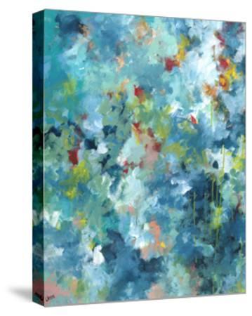 Rainforest-Jan Weiss-Stretched Canvas Print
