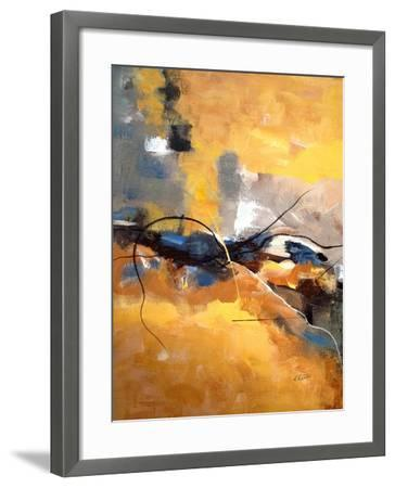 Immovable Rock-Ruth Palmer-Framed Art Print