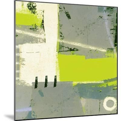 Abstract Big Break-Ricki Mountain-Mounted Art Print